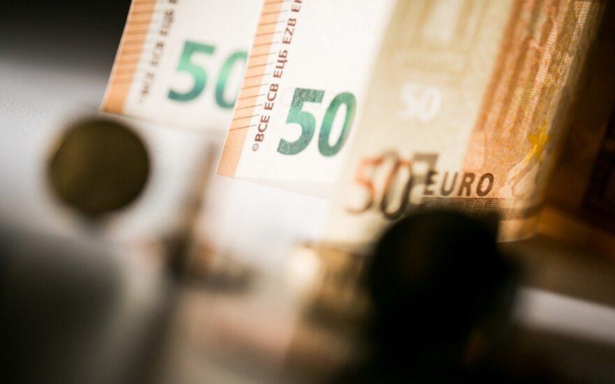 Pareigūnų profsąjungos atlyginimams kitąmet prašo papildomai 15 mln. eurų