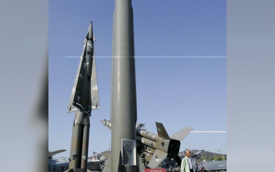 Šiaurės Korėja neklauso ir Rusijos