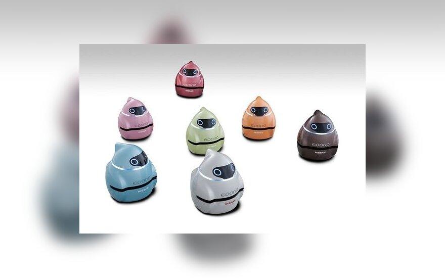 Nissan robotų sistema EPORO