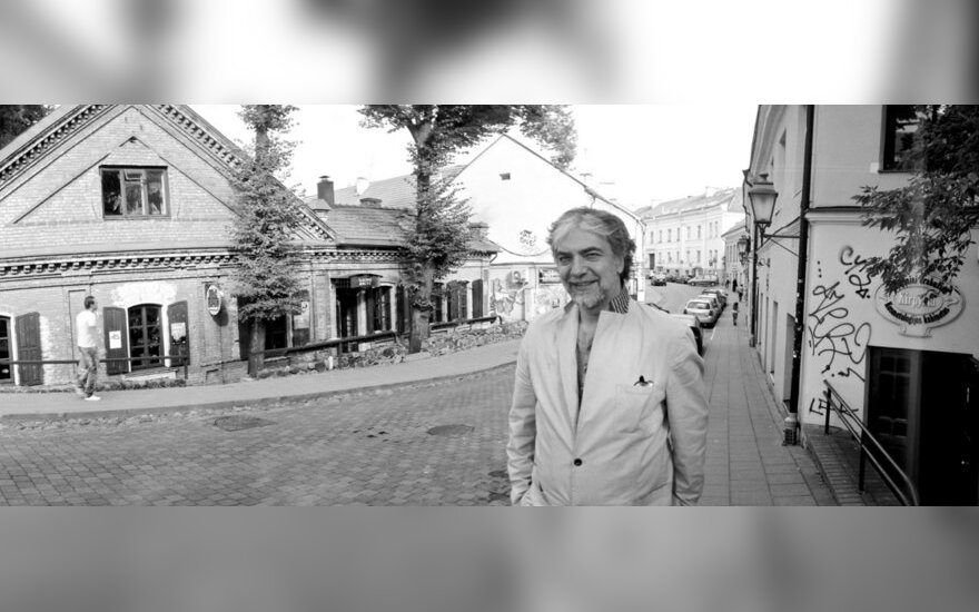 Petras Geniušas, R.Danisevičiaus nuotr.