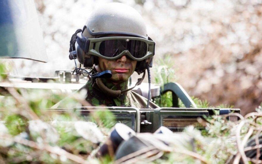 """ES karinis vadovas: bendra Europos kariuomenė - """"neprasminga"""""""