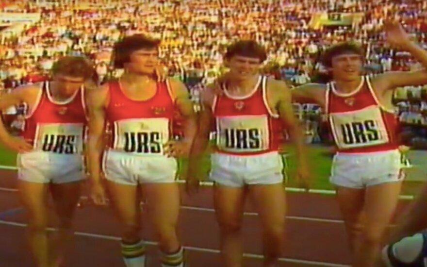 Prieš 40 metų olimpiniu čempionu tapęs lietuvis – apie rekordą, turtus, pradėtą verslą ir karjeros posūkį