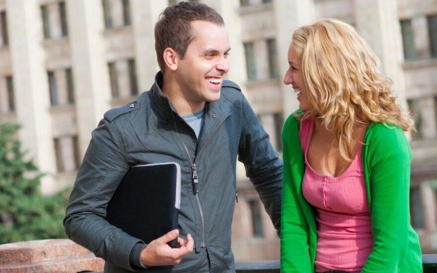 Kitoks požiūris: ar vyras ir moteris gali būti tik draugai?