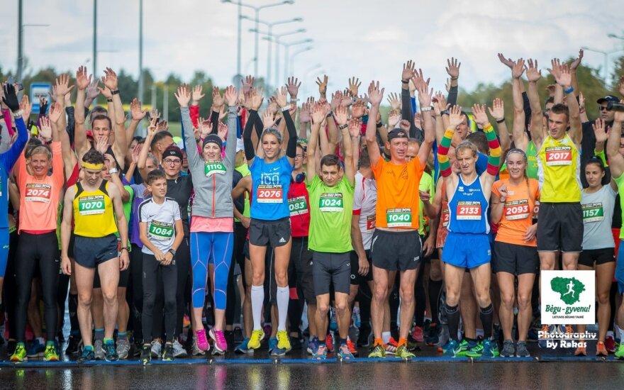 Lietuvos bėgimo taurės etapas