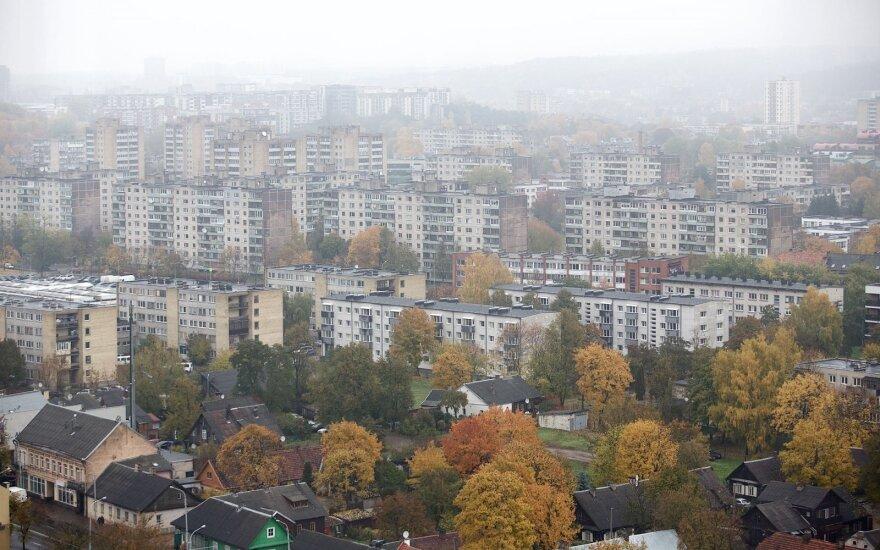 Vilniuje butą nuomojanti mergina papasakojo apie brokerių gudrybes