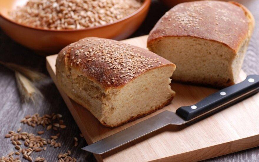 Kepantiems duoną namuose: ko geriau nedėti