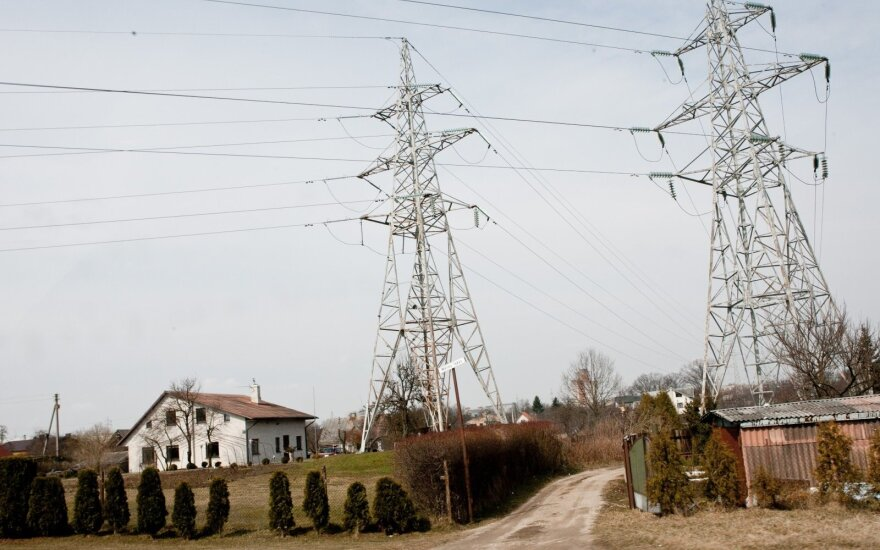 Electricity price in Lithuania jumps by quarter due to lower NordBalt imports