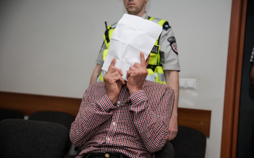 Žiaurumu garsėjantis septynmetės smaugikas teisme ėmė drebėti