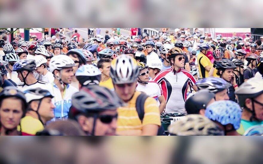 """""""Velomaratone"""" – visiškai naujas važiavimas greitiems dviračių entuziastams"""