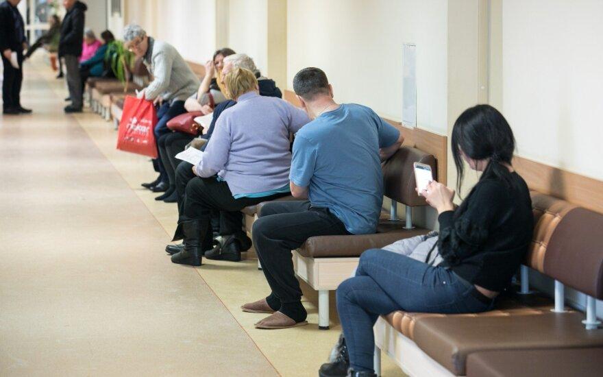 Rado būdą pacientų eilėms mažinti – pokyčiai jau nuo kitų metų