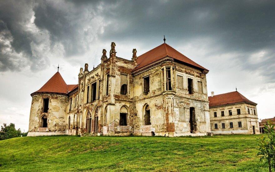Baugiausios vietos Transilvanijoje