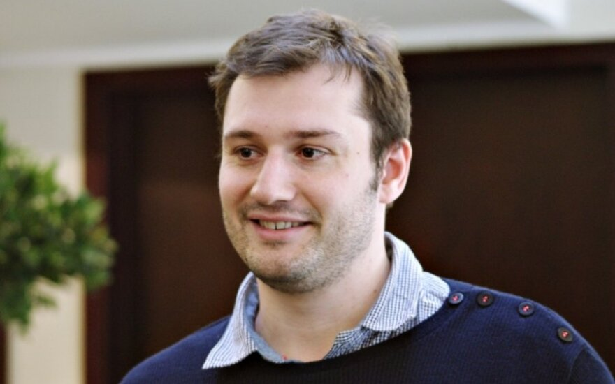 Mathieu Molinero  (J. Urbonavičiūtės nuotr.)