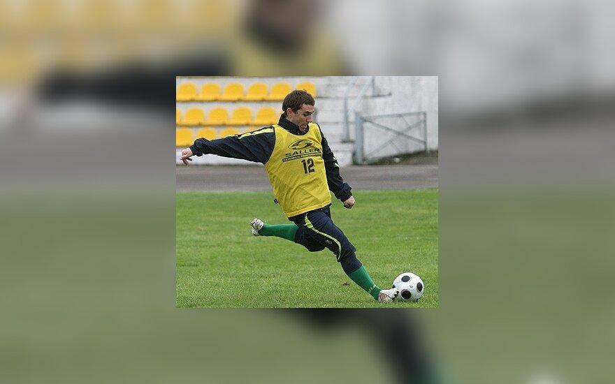 LFF A.Kšanavičių diskvalifikavo 3, I.Bursucą - 2 rungtynėms