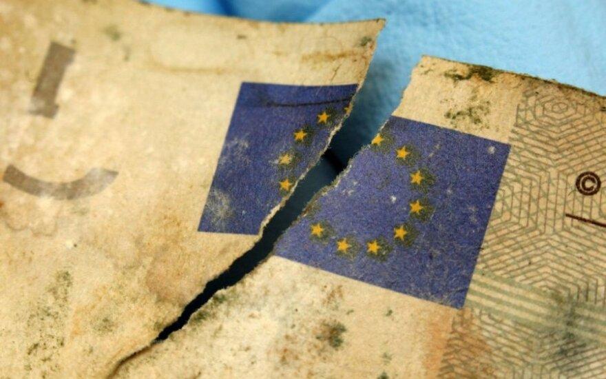 Euro zona: geros naujienos, bet galėtų būti geresnės