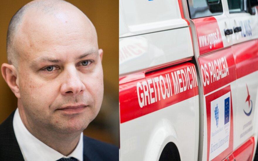 Po susitikimo su Veryga – vadovės išpuolis: viešai apie problemas prabilusi darbuotoja atsidūrė ligoninėje