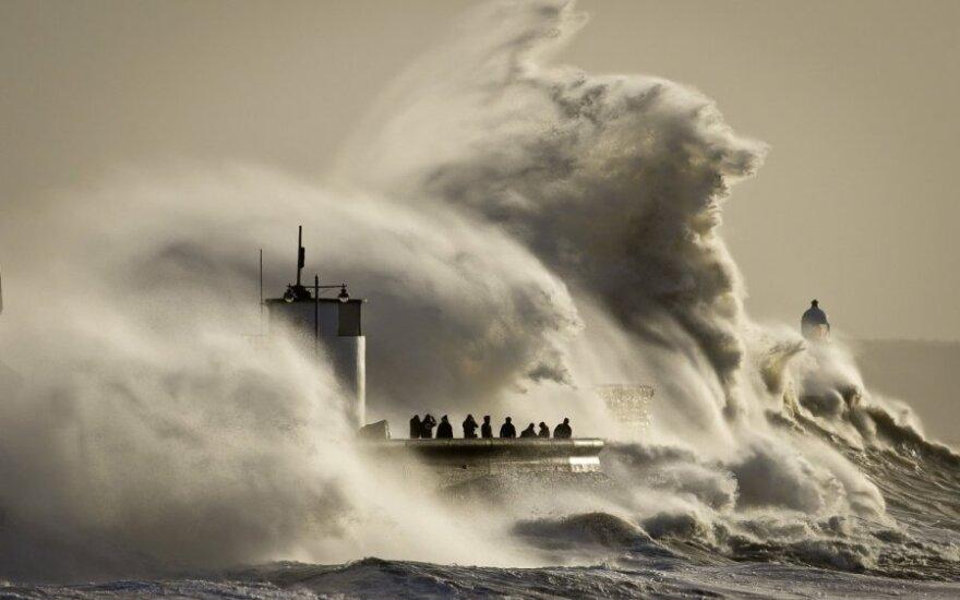 Potvyniai Didžiojoje Britanijoje