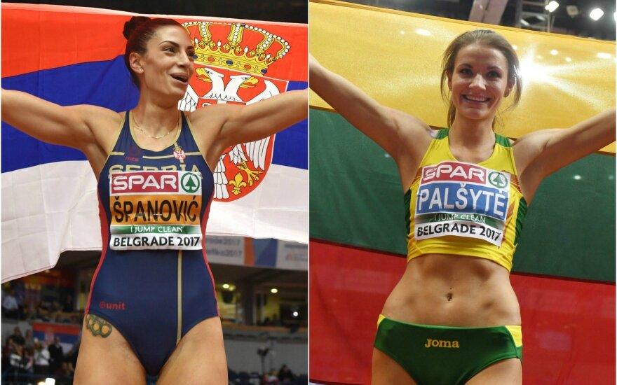 Ivana Španovič ir Airinė Palšytė