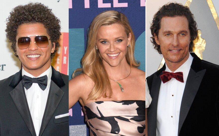 Bruno Marsas, Reese Witherspoon, Matthew McConaughey