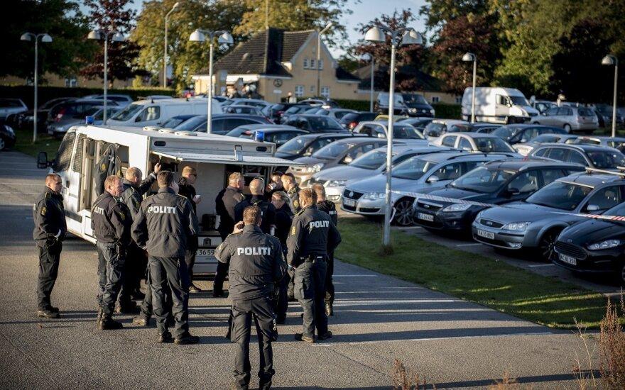 Danijoje pareigūną sužeidęs migrantas buvo užpuolęs ir Švedijos ministrą