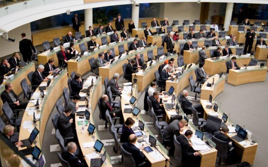 Seimas svarstys pirmalaikių rinkimų idėją