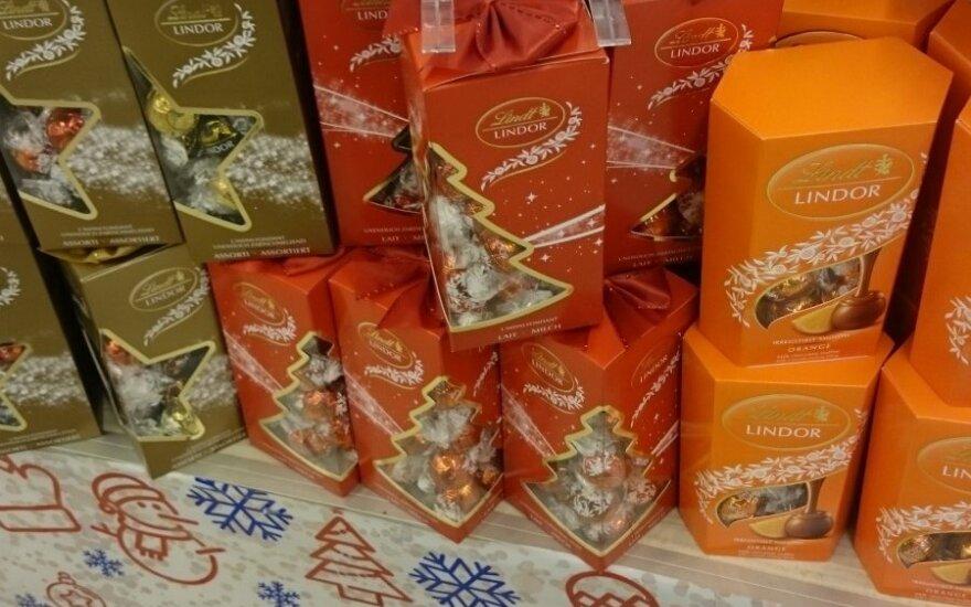 Nustebino saldainių kaina parduotuvėje: gal čia įsivėlė klaida?