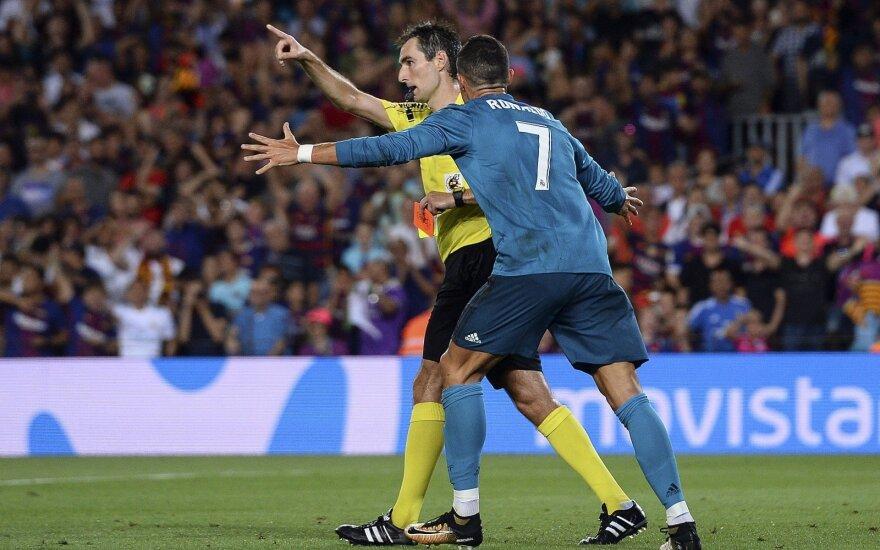 Pirmasis Ispanijos Supertaurės mačas