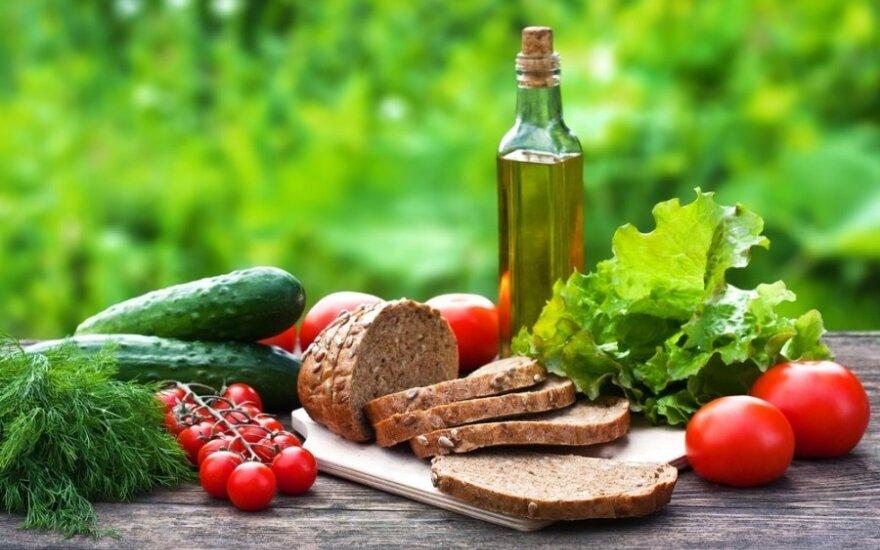 Geras, kokybiškas aliejus skanus su bet kuo - daržovėmis, duona ar netgi ir vienas