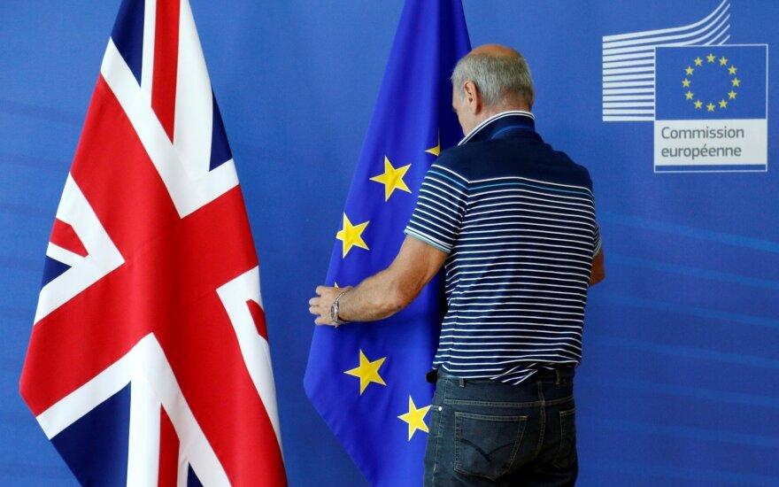 Правительство Литвы готовит план действий на случай неприятного Brexit-сюрприза