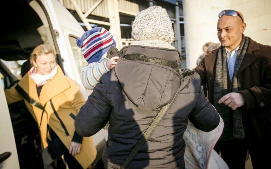 Lietuva – Baltijos šalių lyderė pagal priimamus pabėgėlius