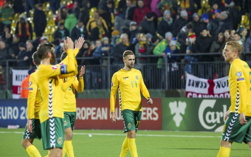 Lithuanian football team