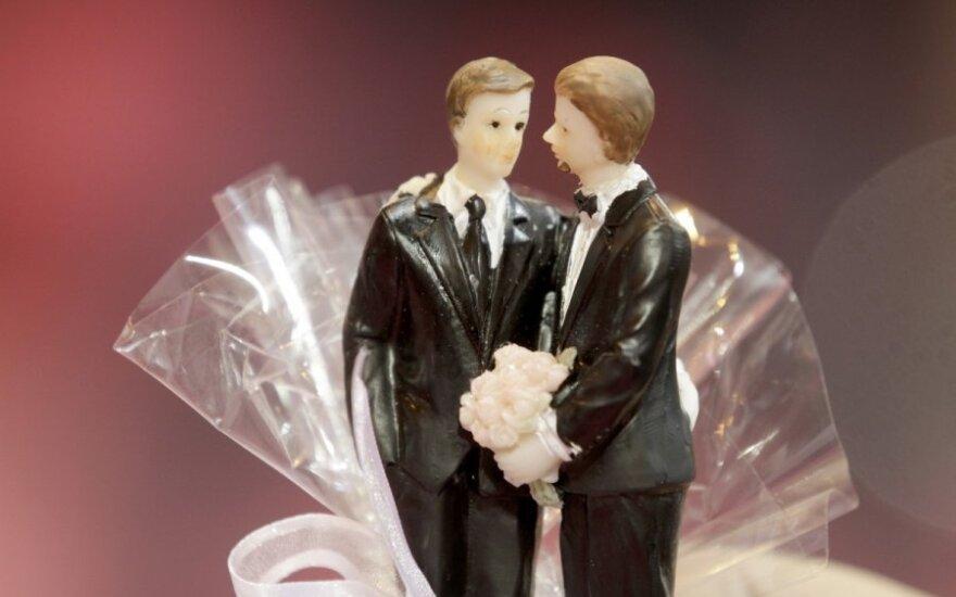 Daugiau jokio homoseksualumo slėpimo