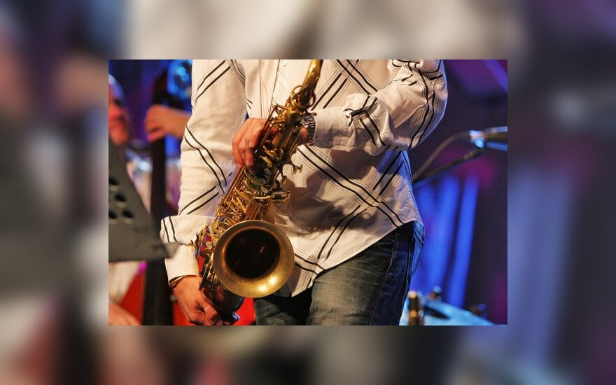"""""""Artscape"""" scenoje - stulbinančią karjerą padaręs olandų saksofonininkas Yuri Honing"""