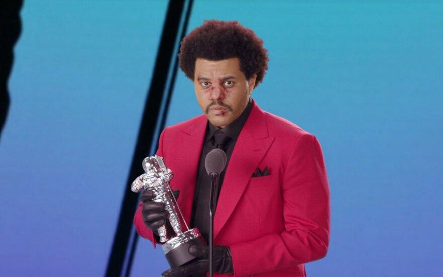 Atlikėjas The Weeknd