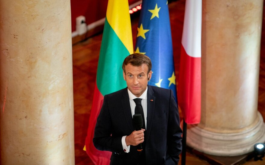 Emmanuelis Macronas