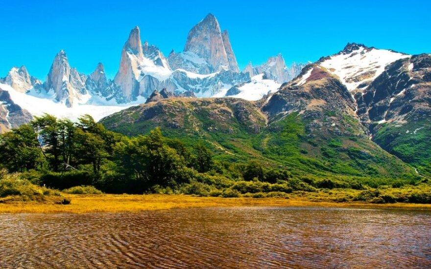10 gražiausių vietų Pietų Amerikoje