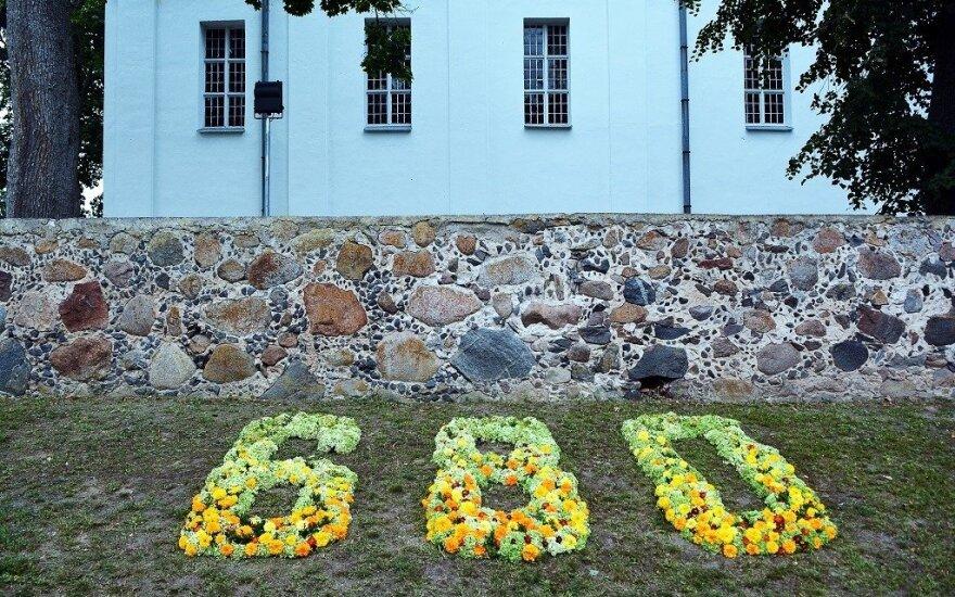 Giedraičiai atšventė 680 metų jubiliejų