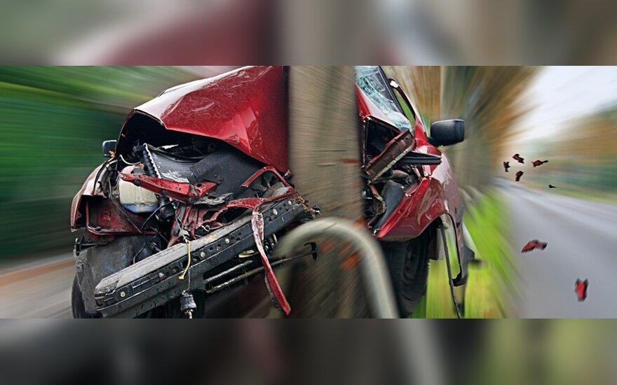 Rudenį eismo įvykiuose sužalojama 60 proc. daugiau žmonių