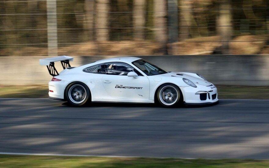 """S. Vanbellingeno """"Porsche"""""""