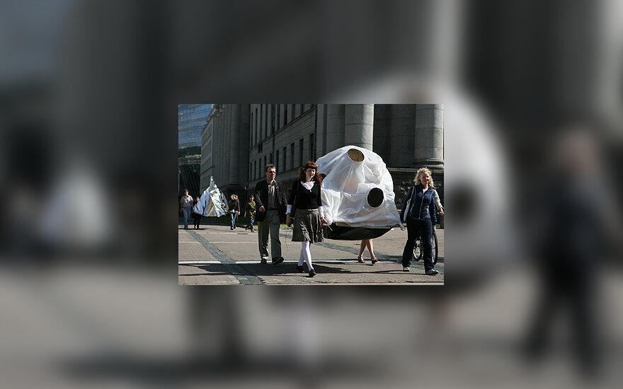 Kuršių nerijos kosmodromo projektas