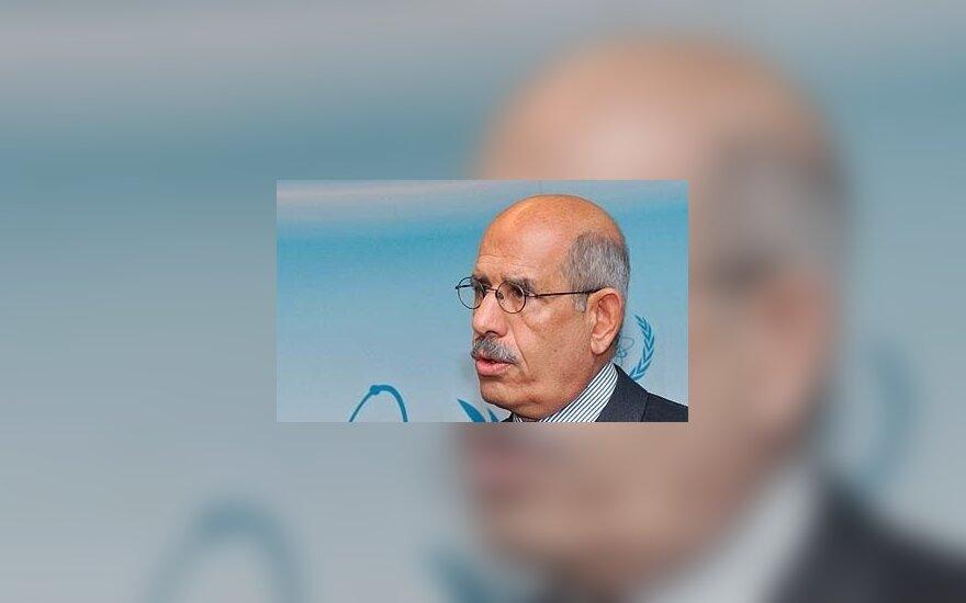 Mohammadas El Baradei