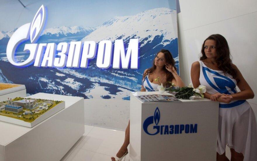 """""""Gazprom"""" - pelningiausia bendrovė pasaulyje"""