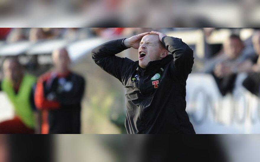 """Celtic"" treneris Neilas Lennonas"