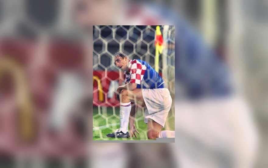 Kroatijos futbolininkas