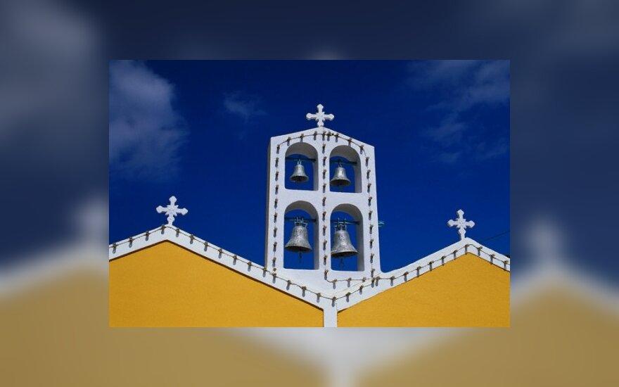 Kinų valdžia nusitaikė į bažnyčias