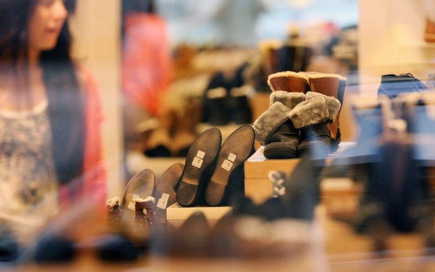 Kainų skirtumas nemaloniai apstulbino: batų nebepirkau