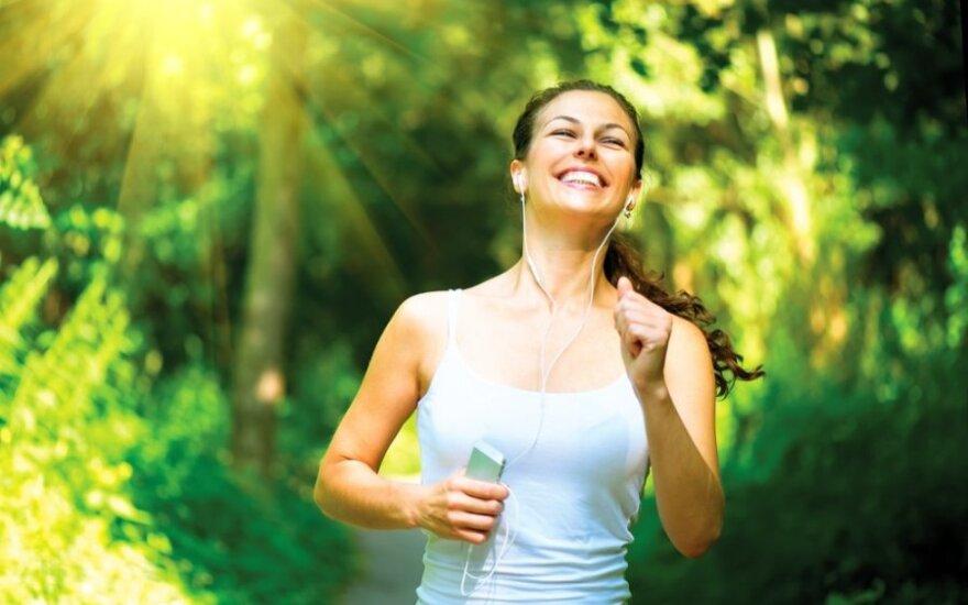 Rytinė mankšta: dešimt minučių, kurios keičia gyvenimą, išvaizdą ir savijautą