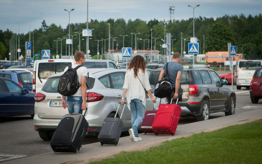 Immigration exceeds emigration in Lithuania in May – statistics