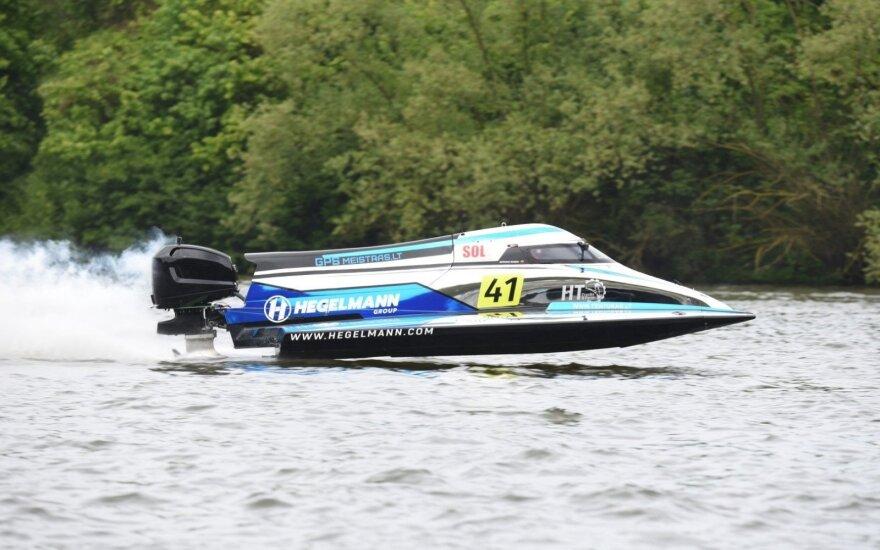 Naujas sezonas prasideda: lenktynininkas Riabko turi aiškų tikslą