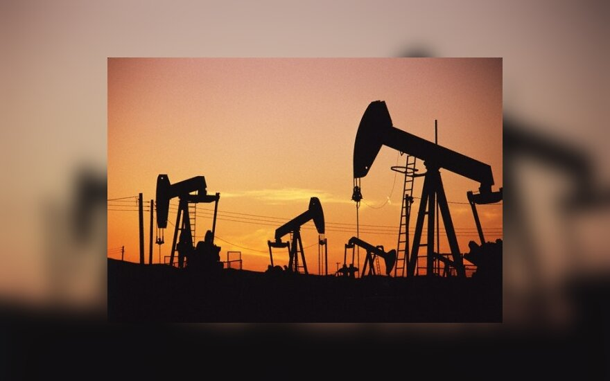 Europarlamentarai nepritarė siūlymui sustabdyti naujų naftos gręžinių įrengimą