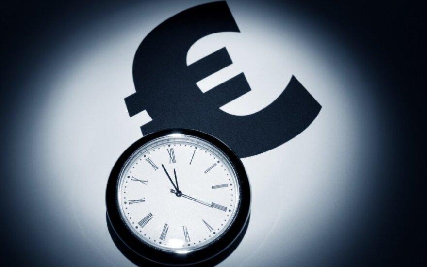 Ekspertas: Lietuvai nenaudinga delsti įsivesti eurą